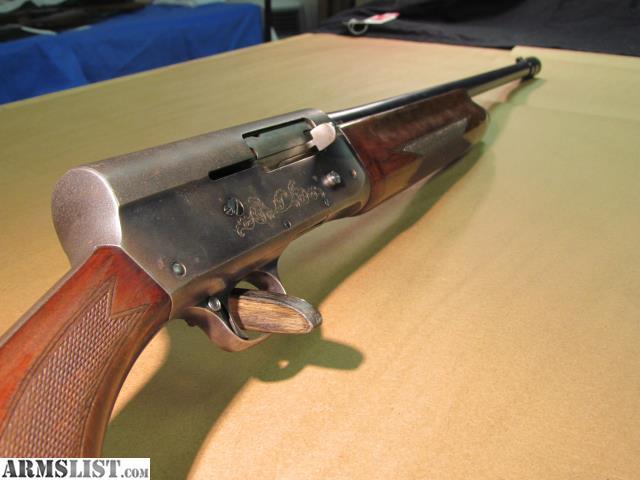 ARMSLIST For Sale Browning A5 16 Gauge Shotgun 11232