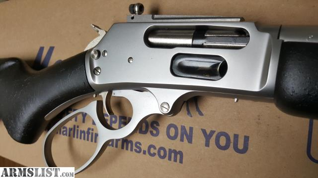 Armslist For Sale Marlin 1895 Sbl 4570 Government - Modern