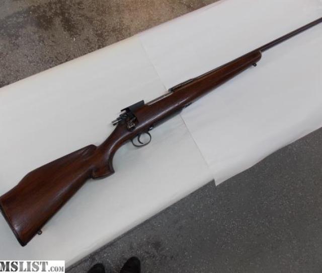 For Sale Us Model 1917 Enfield Eddystone Rifle 30 06