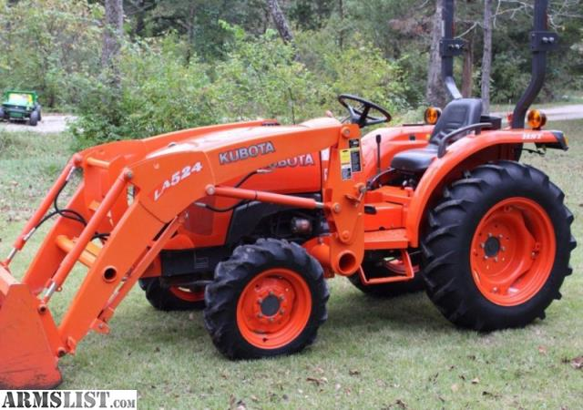 For Sale: 2014 Kubota L3200 HST 4x4 Tractor
