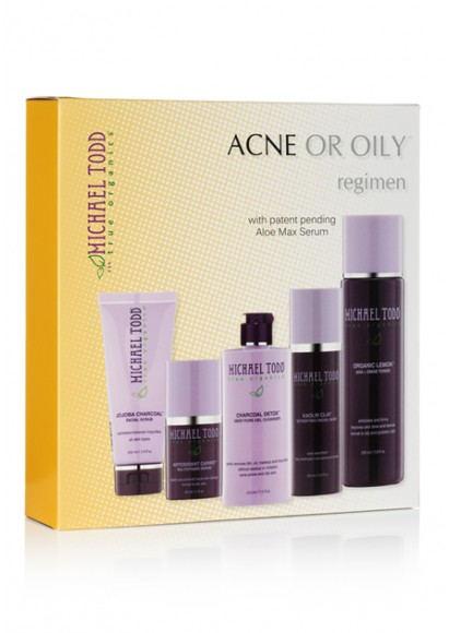 Acne or Oily Skin Regimen