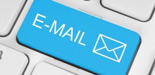 Enviar correos electronicos - curiosidades del internet