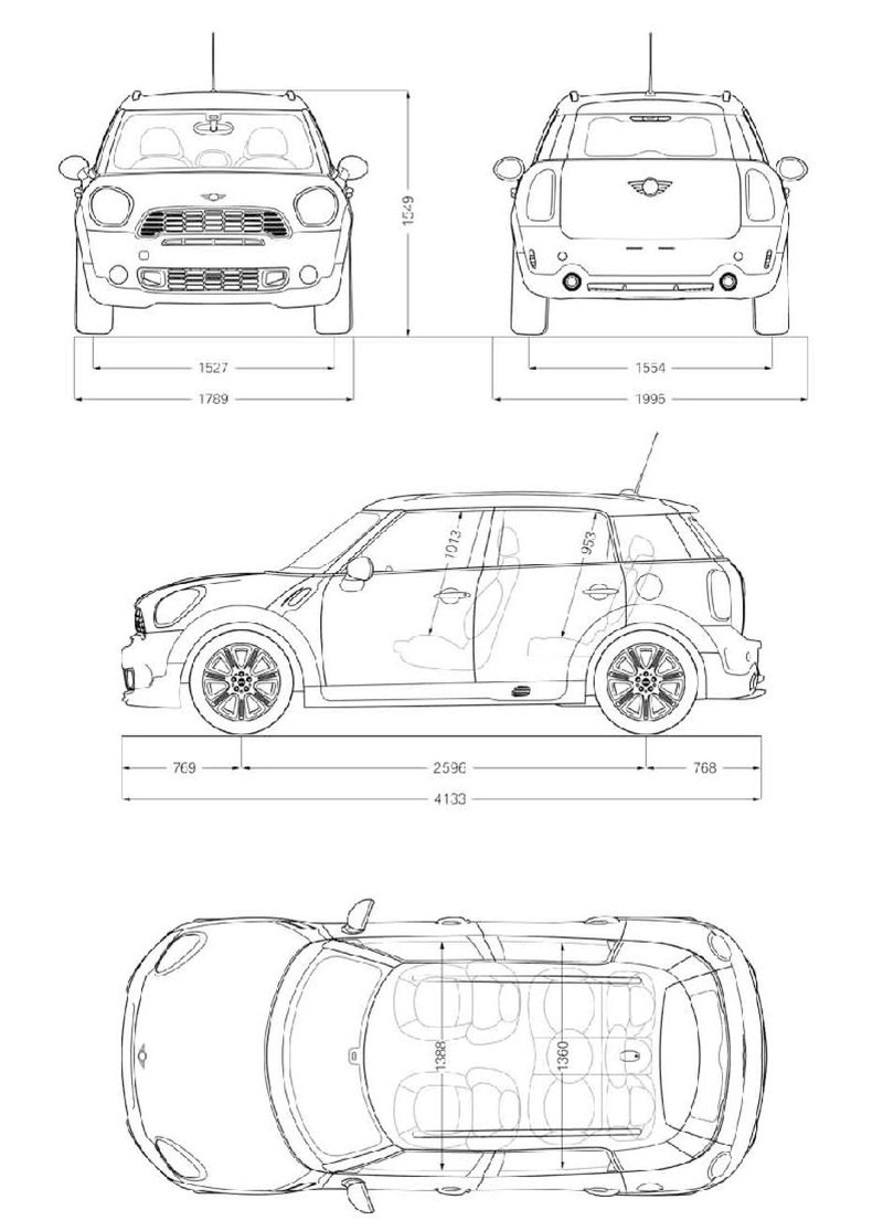 Mini Countryman Dimensions Interior furthermore Ford F 150 1998 4 6 Coil Pack Wiring Diagram likewise 2009 BMW Concept 5 Series Gran Turismo in addition  on bmw x1 specifications us