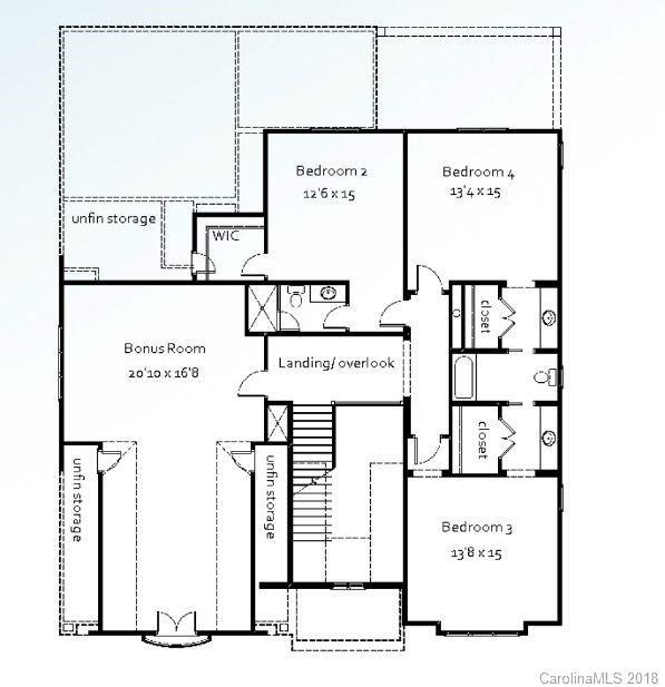 Property for sale at 13424 Sage Thrasher Lane, Charlotte,  North Carolina 28278