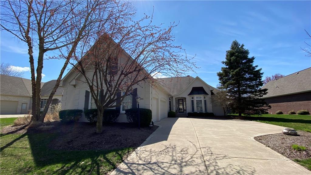 Property for sale at 5955 Chapmans Trail, Carmel,  Indiana 46033