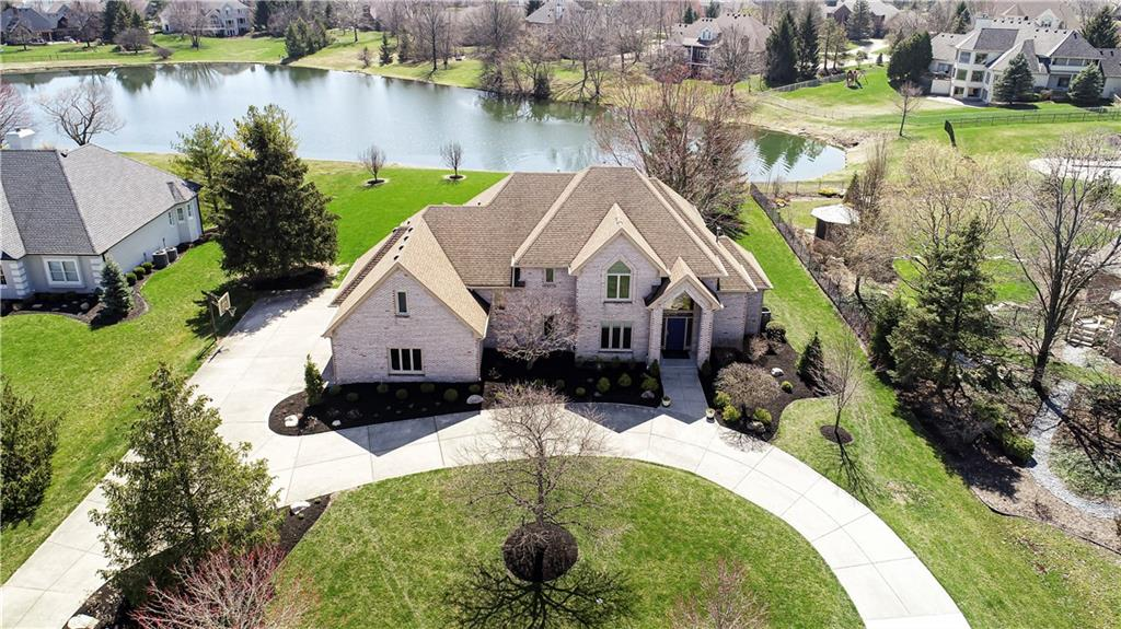 Property for sale at 9873 Summerlakes Drive, Carmel,  Indiana 46032