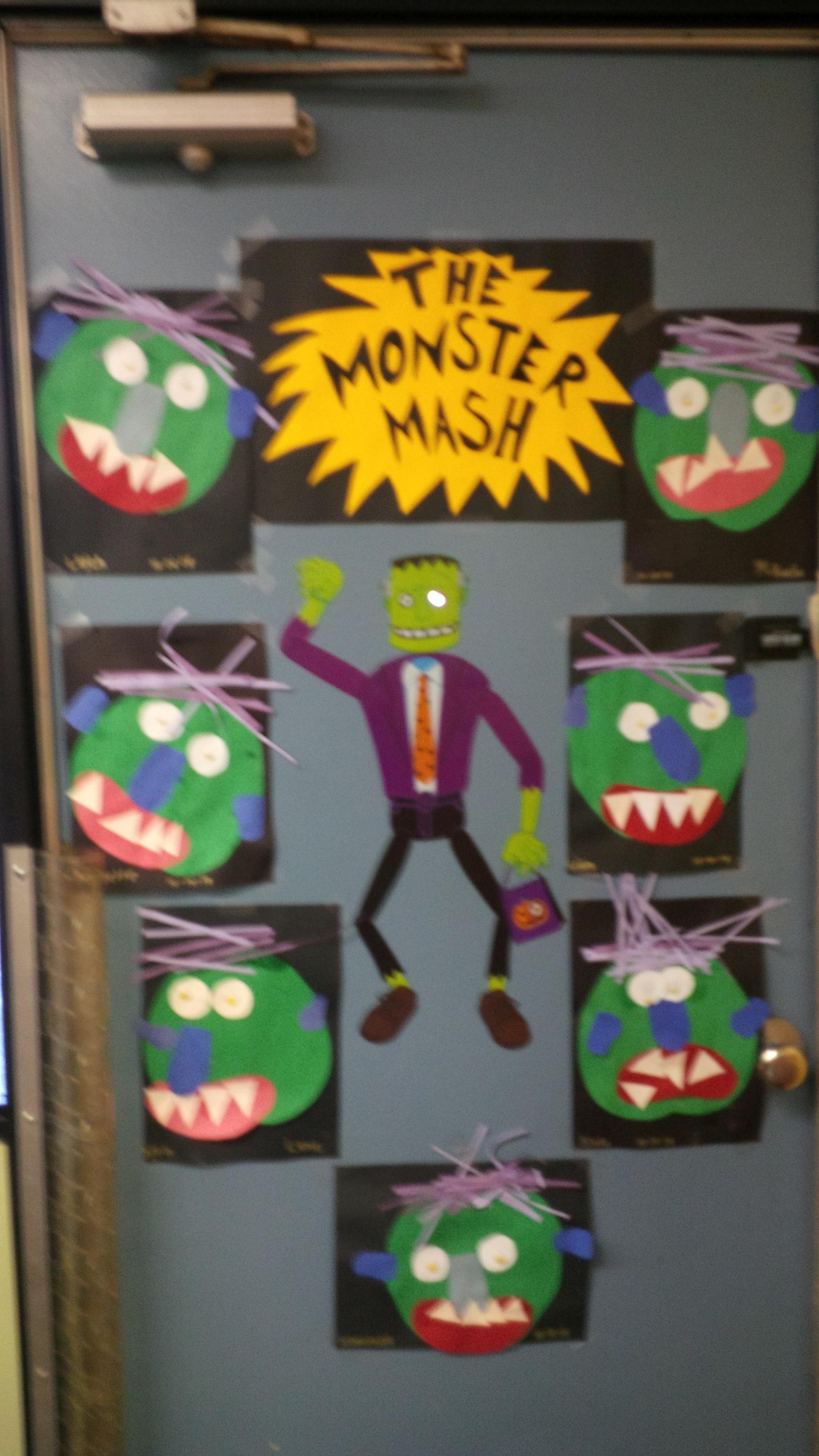 Door Decorating Ideas For Kindergarten Classroom
