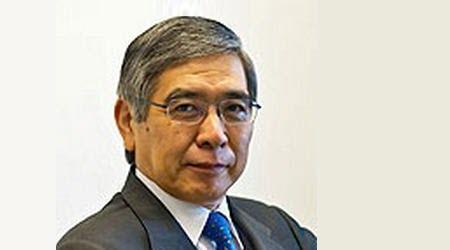 Japan-BOJ-Haruhiko Kuroda