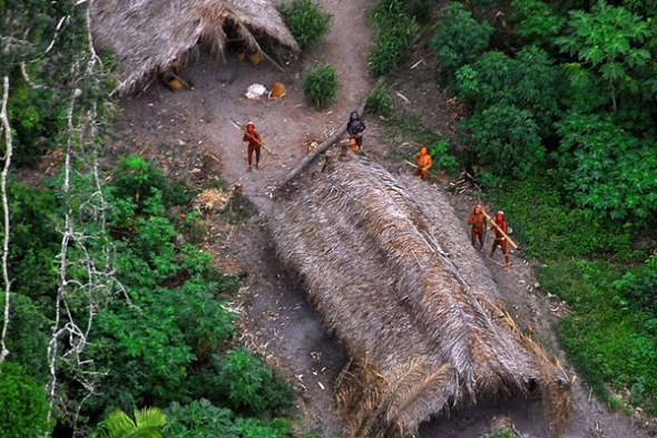 Image result for people in amazon forest found
