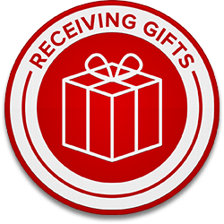 Receiving Gifts