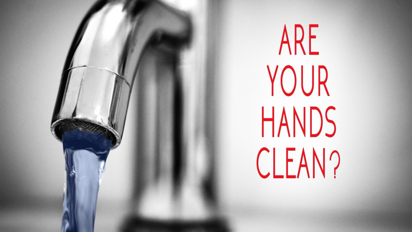 Are Your Hands Clean?