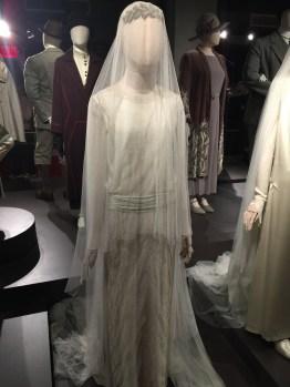 Lady Mary's wedding dress