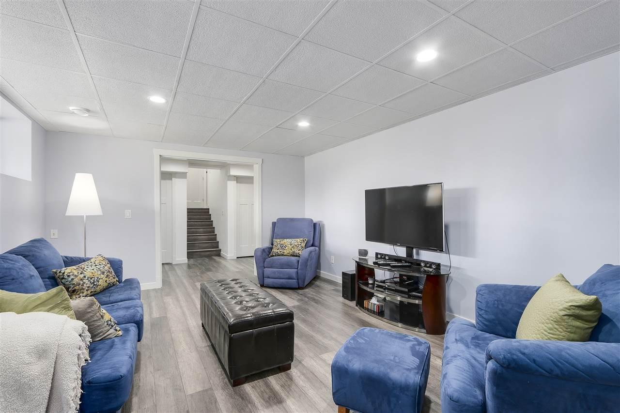 Living room basement