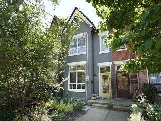 Main Photo: 41 Noble Street in Toronto: Roncesvalles House (2 1/2 Storey) for sale (Toronto W01)  : MLS®# W4159160