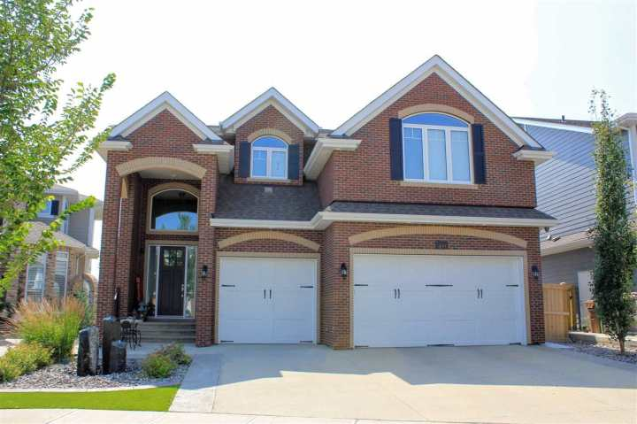 Main Photo: 40 ORCHARD Court: St. Albert House for sale : MLS®# E4123924