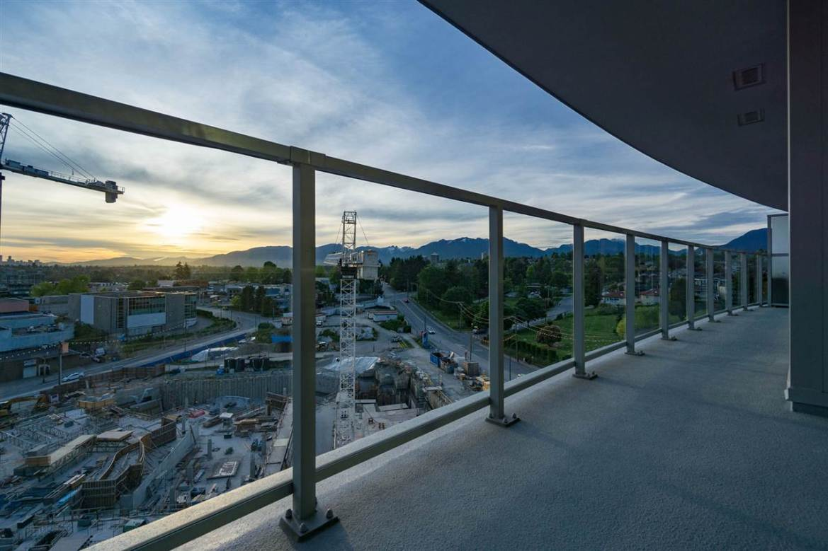 Live in Luxury at Aviara - Amazing balcony spanning entire length of the home, all completely covered. Absolutely one of the best in Burnaby. Upcoming Escala does not block the view from this home