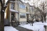 Main Photo: 9321 98 Avenue in Edmonton: Zone 18 Attached Home for sale : MLS® # E4085350
