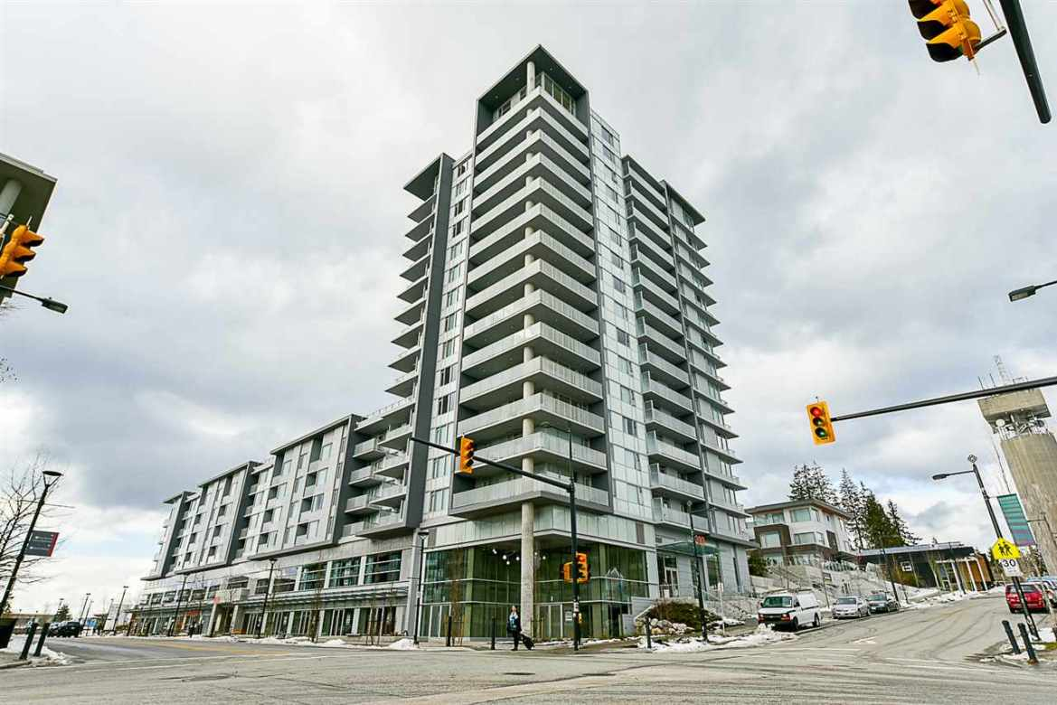 "Main Photo: 1305 9393 TOWER Road in Burnaby: Simon Fraser Univer. Condo for sale in ""CENTRE BLOCK"" (Burnaby North)  : MLS(r) # R2173531"