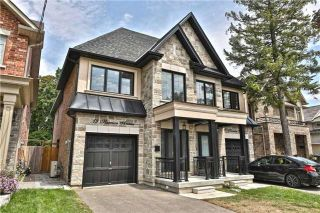 Main Photo: 19 Harrison Avenue in Mississauga: Port Credit House (2-Storey) for sale : MLS®# W4207277