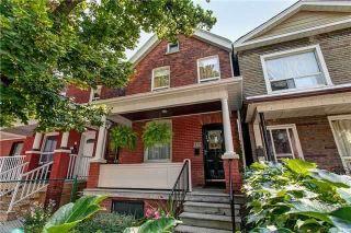 Main Photo: 11 Chesley Avenue in Toronto: Dufferin Grove House (2-Storey) for sale (Toronto C01)  : MLS®# C4218433