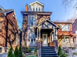 Main Photo: 44 Sandford Avenue in Toronto: South Riverdale House (2 1/2 Storey) for sale (Toronto E01)  : MLS® # E4023389