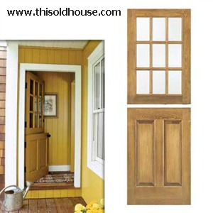 Double Dutch Door
