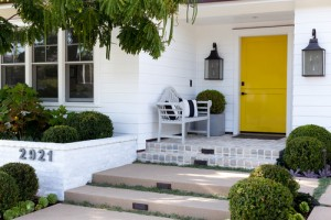 Source: The Huffington Post  - The 6 Absolute Best Paint Colors For Your Front Door by Shana Ecker