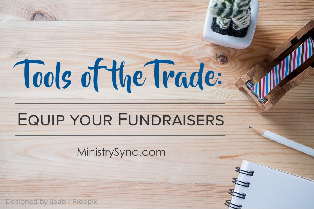 Equip your fundraiser to become an ambassador for your organization
