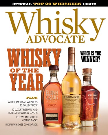 Image result for whisky advocate