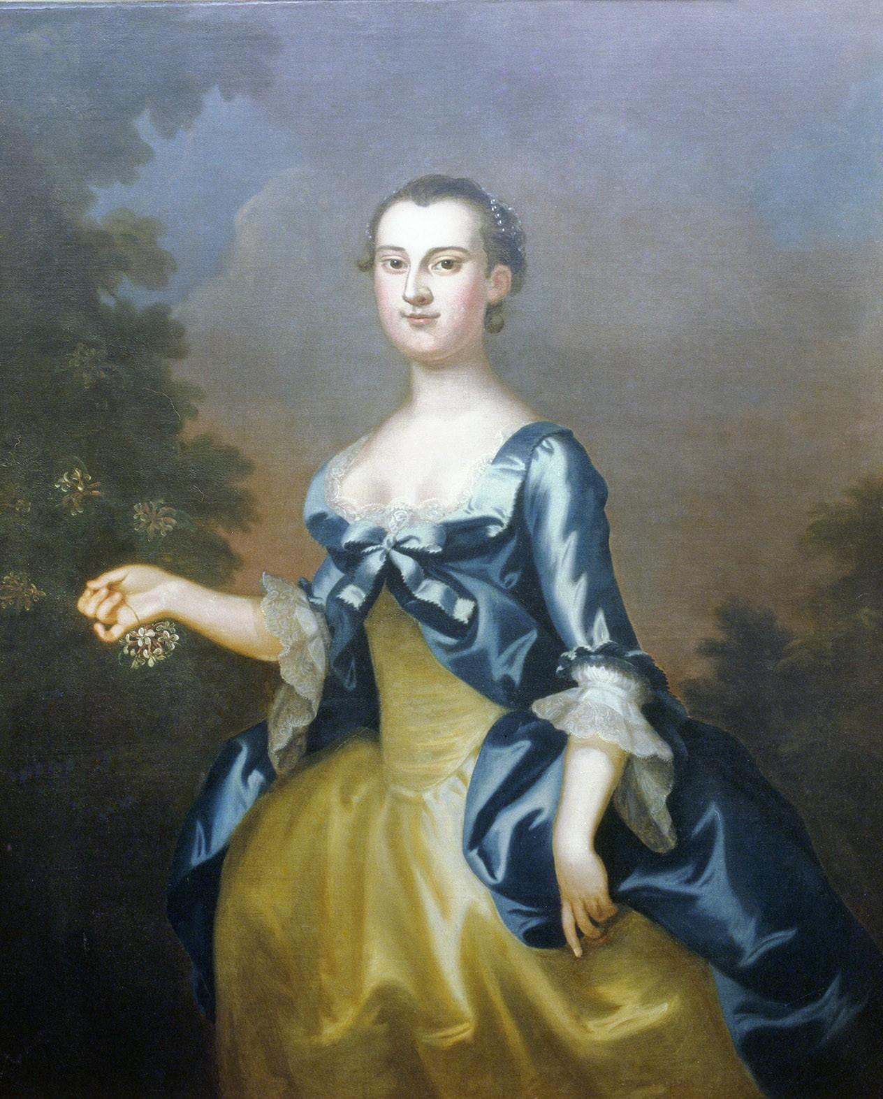 Blue Room Timeline George Washington S Mount Vernon