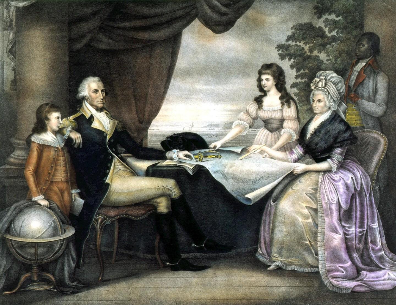 President Thomas Jefferson George Washingtons Mount Vernon