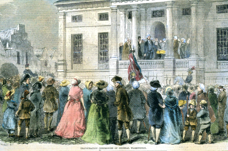 An Imperfect Election George Washington S Mount Vernon
