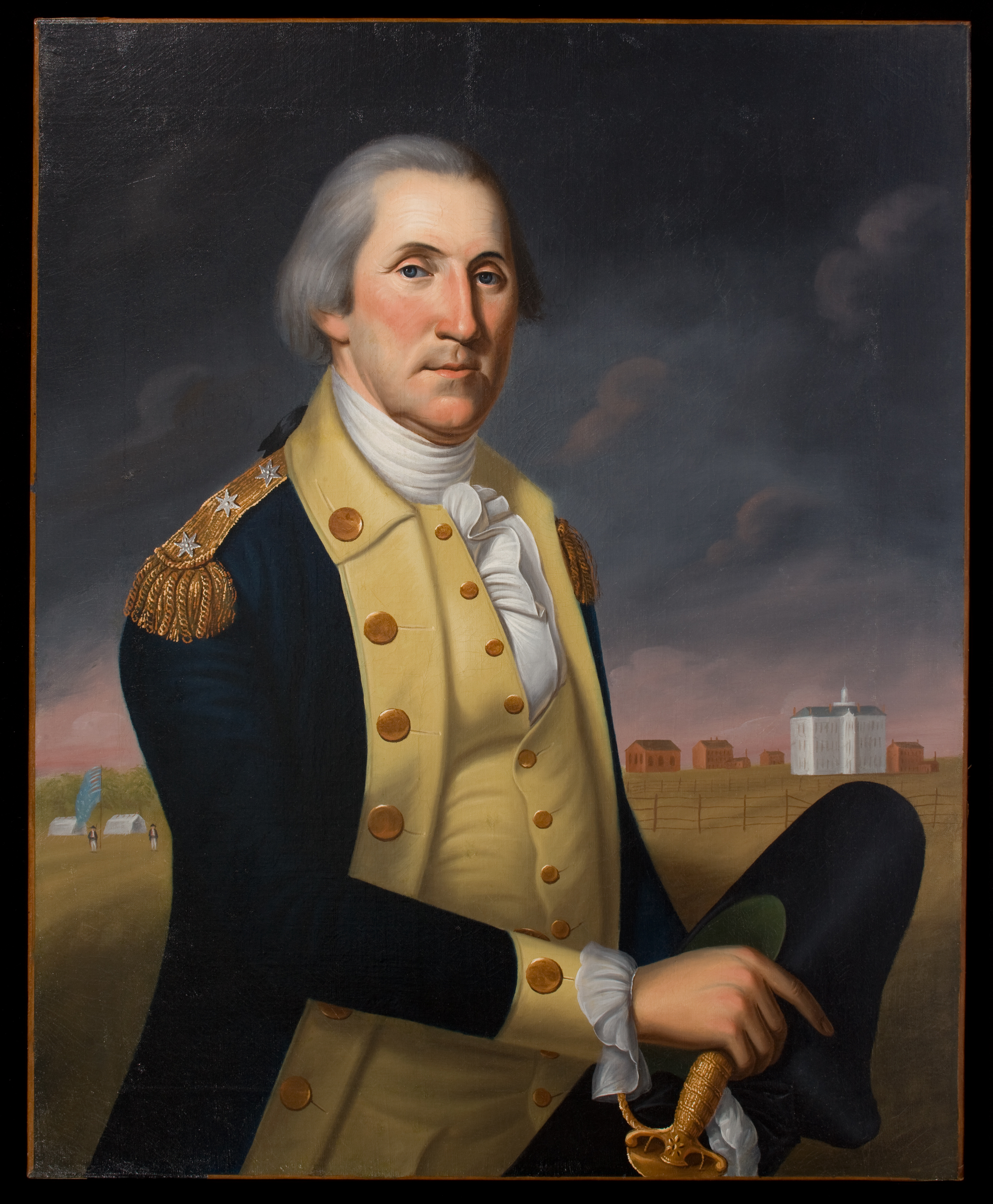 Circular Letter To The States George Washington S Mount