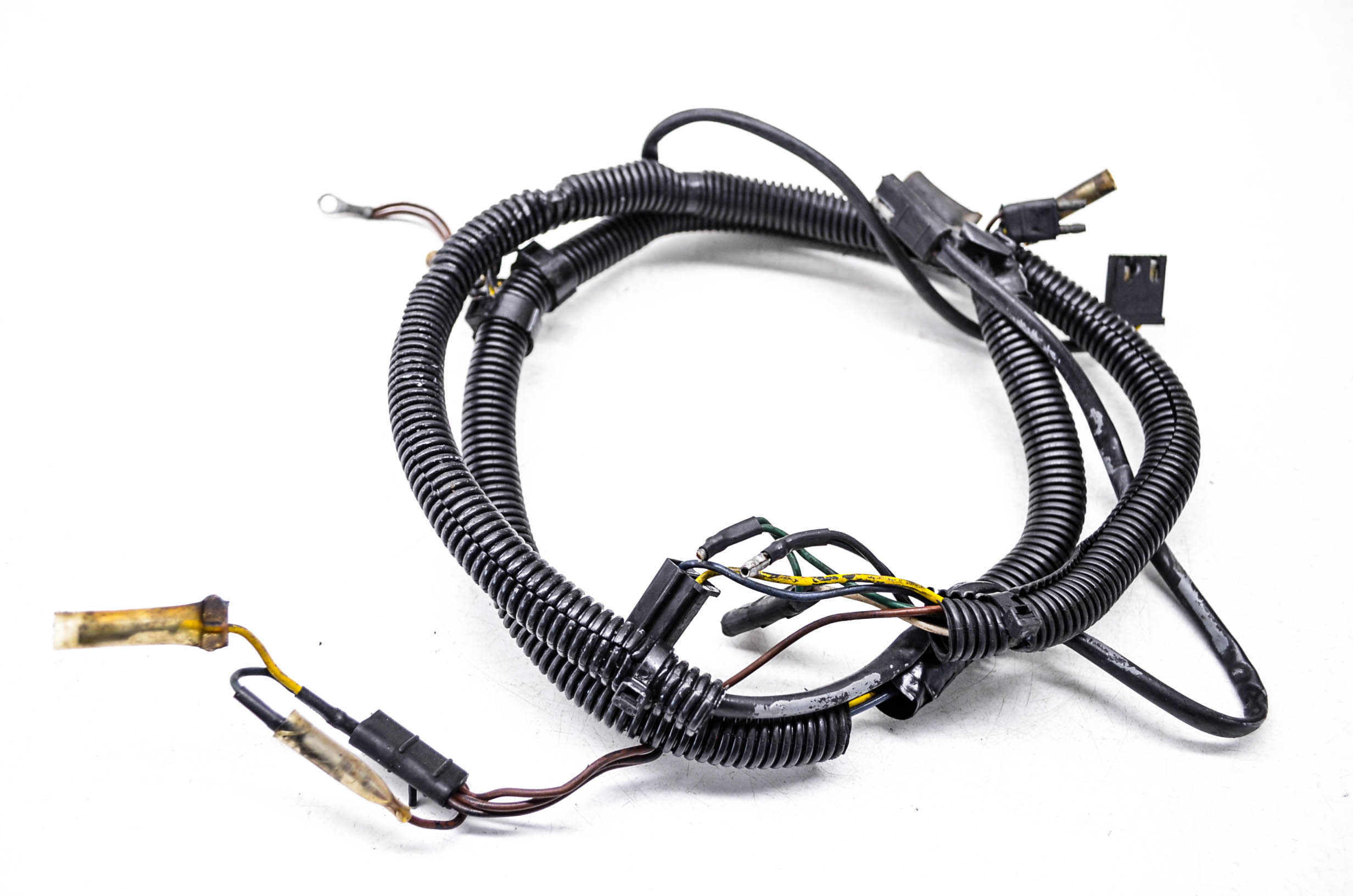 87 Polaris Cyclone 250 2x4 Wire Harness Electrical Wiring