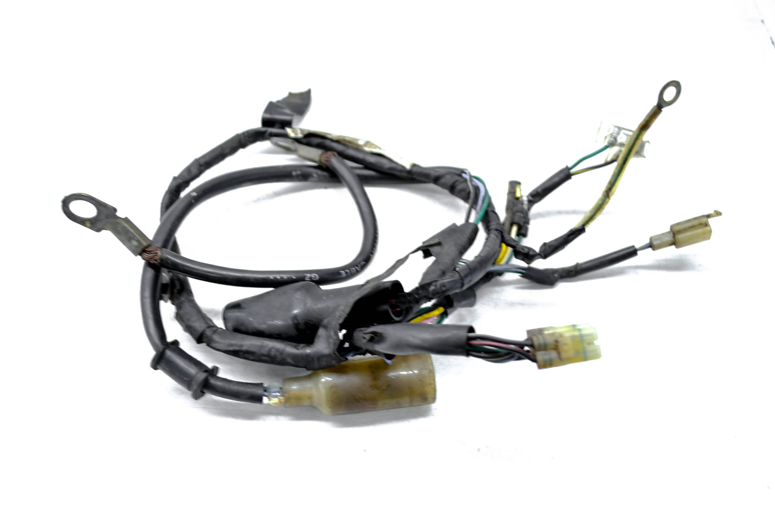91 Honda Xr250 Wire Harness Electrical Wiring