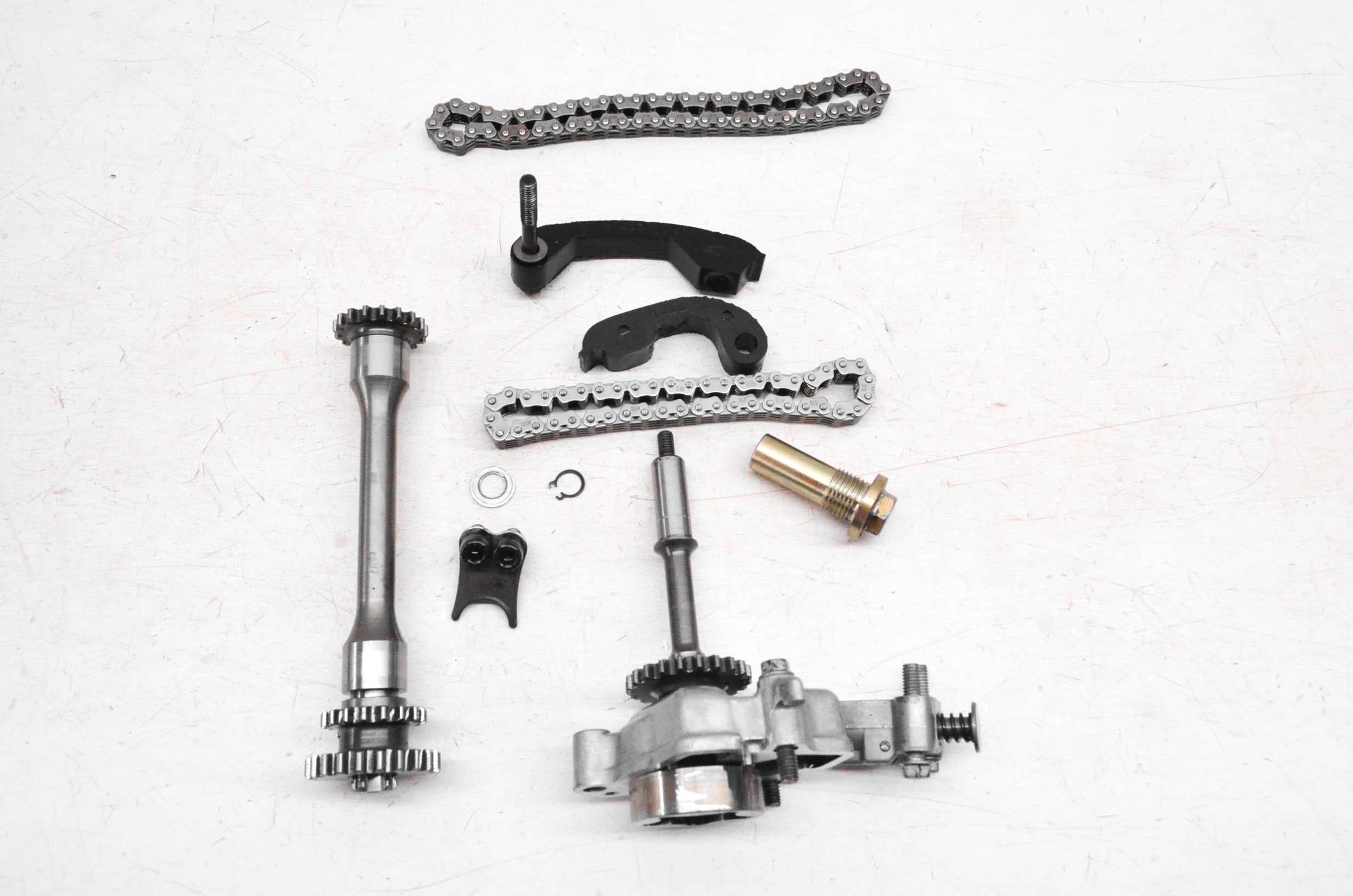 05 Kawasaki Brute Force 650 4x4 Oil Pump Chain Amp Guides
