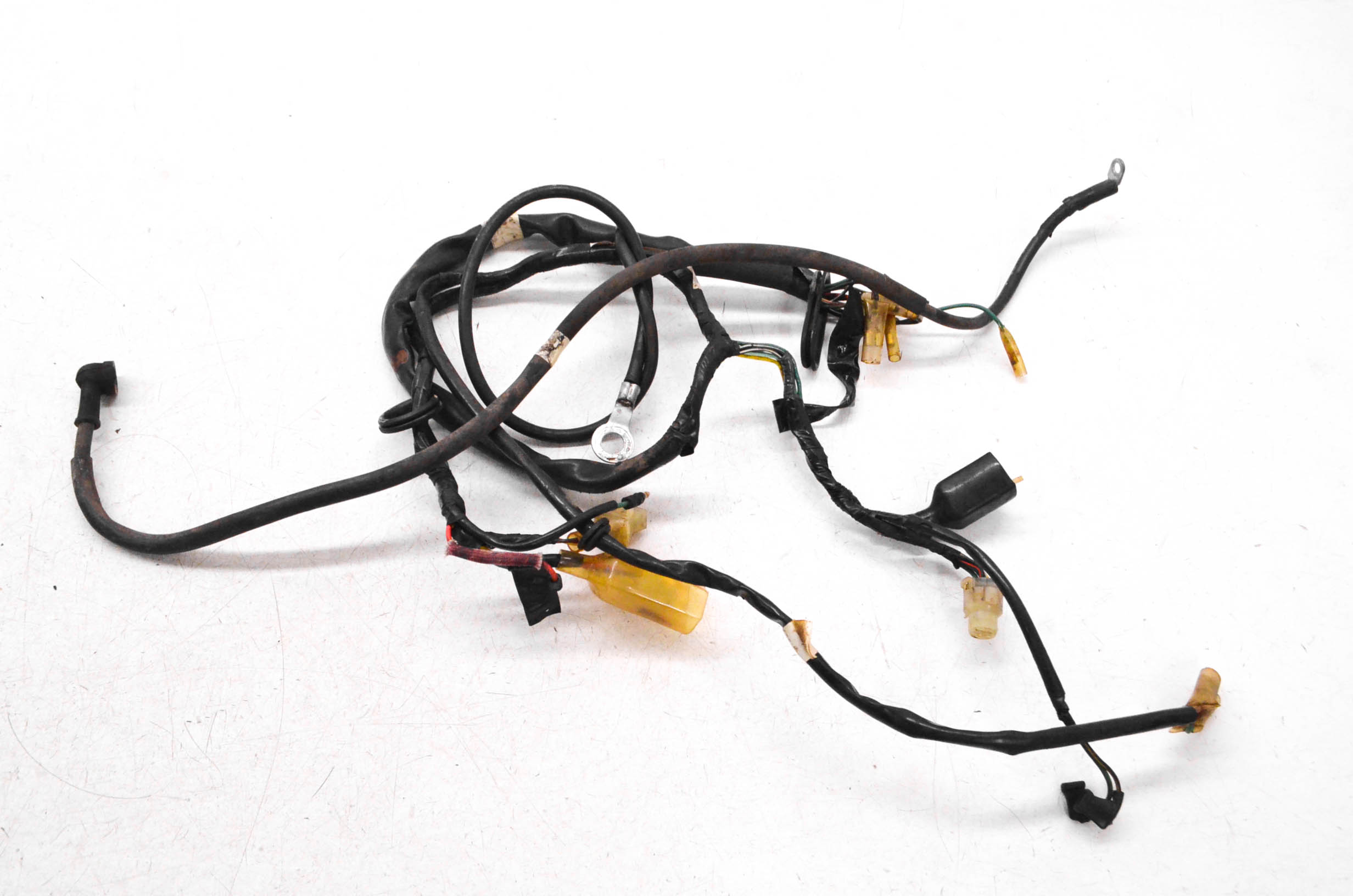 85 Honda Atc125m Wire Harness Electrical Wiring