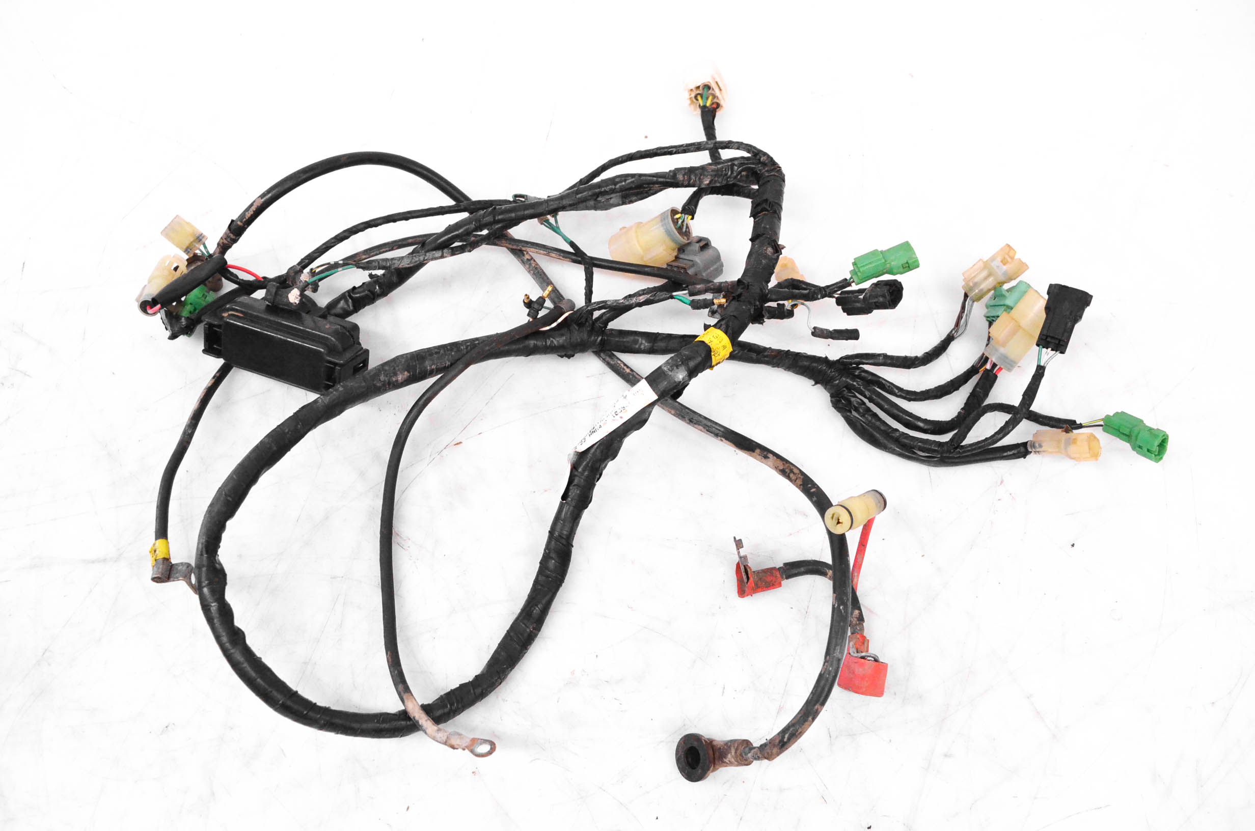 04 Honda Rancher 350 4x4 Wire Harness Electrical Wiring