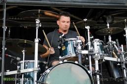 3 Years Hollow - UPROAR Festival 2014 - Steve Trager020