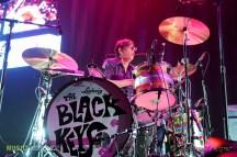 The Black Keys Live - Wells Fargo Center - Philadelphia, Pa - Steve Trager002