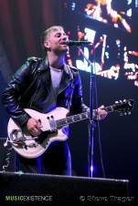 The Black Keys Live - Wells Fargo Center - Philadelphia, Pa - Steve Trager006