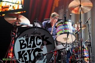 The Black Keys Live - Wells Fargo Center - Philadelphia, Pa - Steve Trager010