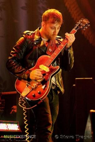 The Black Keys Live - Wells Fargo Center - Philadelphia, Pa - Steve Trager021