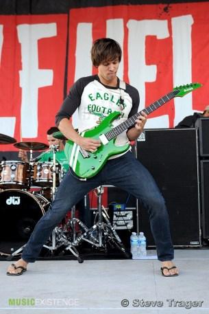 August Burns Red Live Festival Pier @ Penns Landing Philadelphia, Pa - Steve Trager003