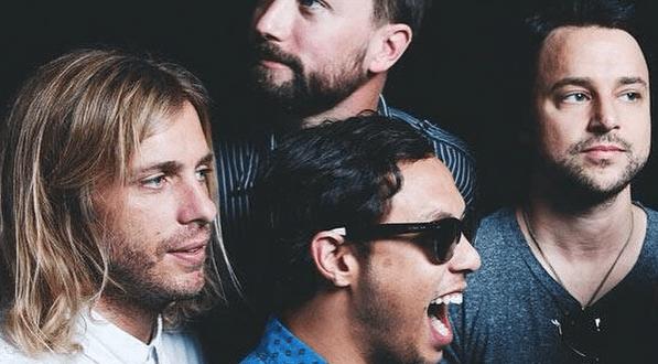 Awolnation Band 2015