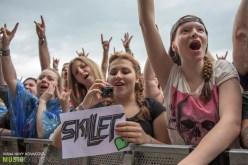 Skillet at Nova Rock 2016