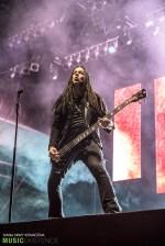 Disturbed at Nova Rock 2016