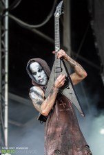 Behemoth at Nova Rock 2016