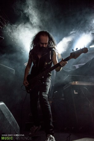 Evergrey at Majestic Music Club in Bratislava