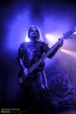 Dark Funeral at Simm City in Vienna